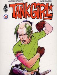 Tank Girl T3, comics chez Ankama de Martin, Hewlett