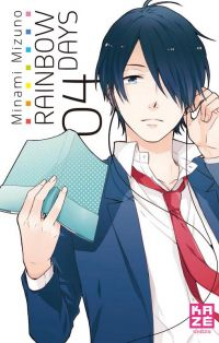 Rainbow days  T4, manga chez Kazé manga de Mizuno