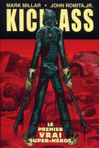 Kick-Ass – cycle 1, T1 : Le premier vrai super-héros (0), comics chez Panini Comics de Millar, Romita Jr, White