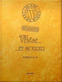 Largo Winch T5 : Tomes 9 & 10 (0), bd chez Dupuis de Van Hamme, Francq, Alluard