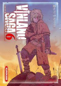 Vinland Saga T6, manga chez Kurokawa de Yukimura