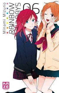Rainbow days  T6, manga chez Kazé manga de Mizuno