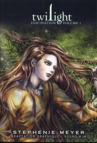 Twilight  – Fascination, T1, manga chez Pika de Meyer, Young