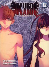 Kurokami - Black God T12, manga chez Ki-oon de Park, Lim
