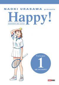 Happy ! T1, manga chez Panini Comics de Urasawa