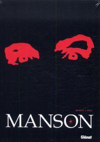 Manson T3 : Par une longue nuit d'été (0), bd chez Glénat de Rassat, Bisi, Langlois, Pradelle