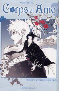 Corps et âme T2, manga chez Delcourt de Kanno