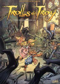 Trolls de Troy T13 : La Guerre des gloutons (0), bd chez Soleil de Arleston, Mourier, Guth