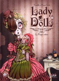 Lady Doll T1 : La Poupée intime (0), bd chez Soleil de Vessela, Sechi