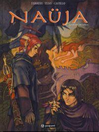 Naüja T2 : Les voix des ombres (0), bd chez Paquet de Termens, Sanchez, Castillo