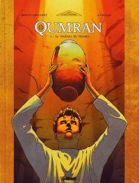 Qumran T1 : Le rouleau du Messie (0), bd chez Glénat de Abécassis, Makyo, Gémine