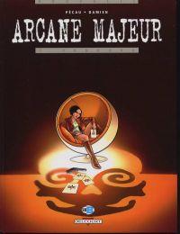 Arcane Majeur T1 : Pandora (0), bd chez Delcourt de Pécau, Damien