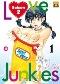 Love junkies - saison 2 T1 : , manga chez Taïfu comics de Hatsuki