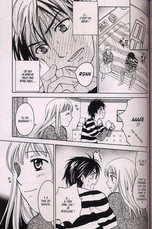 My e-girlfriend T1, manga chez Soleil de Ohshima