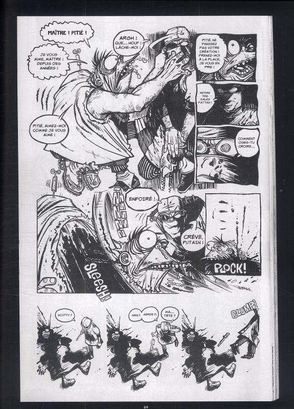Tank Girl : Artbook - Les dessous de Tank Girl (0), comics chez Ankama de Martin, Hewlett