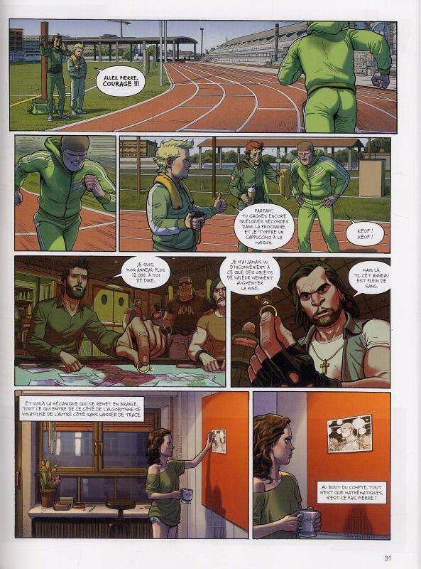 Ken games T3 : Ciseaux (0), bd chez Dargaud de Robledo, Toledano