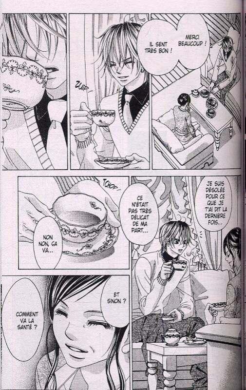 My First Love T8, manga chez Soleil de Aoki