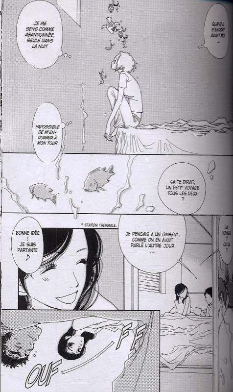 Complément affectif T8, manga chez Delcourt de Okazaki