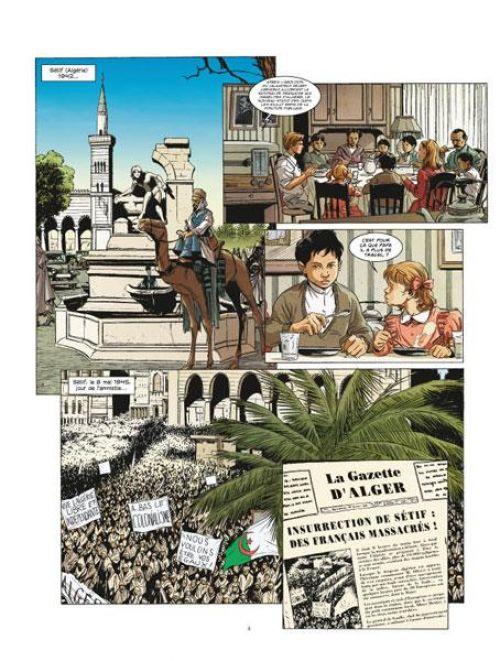 Les z T1 : Setif-Paris (0), bd chez 12 bis de Malka, Volente, Pradelle