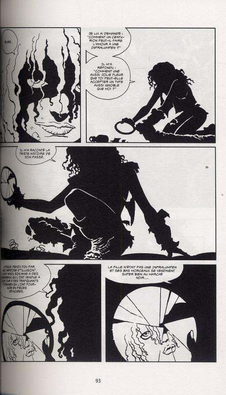 Point de rupture T3, comics chez Delcourt de Trillo, Risso