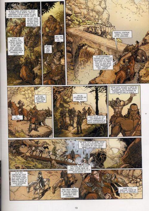 La guerre des orcs T1 : L'Art de la guerre (0), bd chez Soleil de Peru, Daxiong, Digikore studio