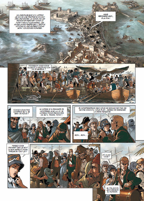 Antichristus T2 : Bonaparte (0), bd chez Soleil de Falba, Aleksic, Quaresma