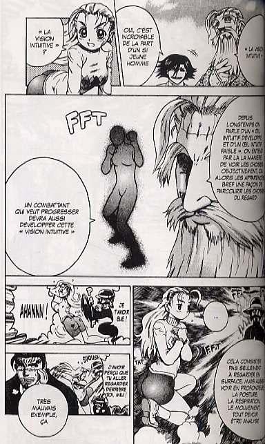 Ken-Ichi – Le disciple ultime 1, T16, manga chez Kurokawa de Matsuena