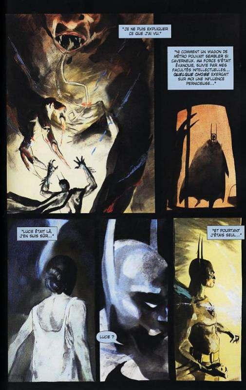 Batman - Harvest breed, comics chez Semic de Pratt