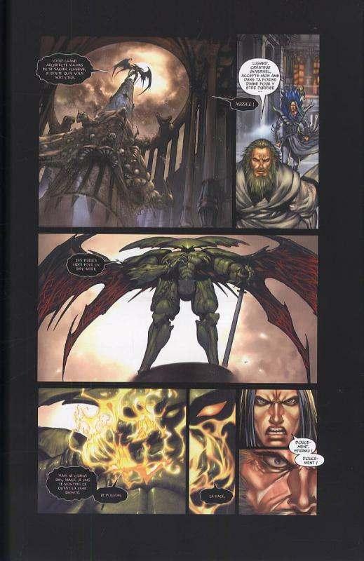 Mû T1, comics chez Soleil de Khan, Dabb, Lee, Kang, Suh