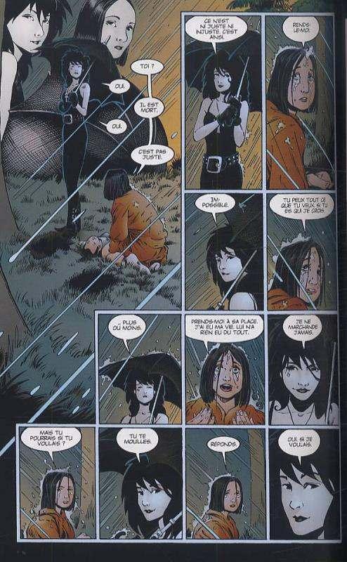 Death T2 : Les temps forts de la vie (0), comics chez Panini Comics de Gaiman, Pennington, Buckingham, Bachalo, Hollingsworth, McKean