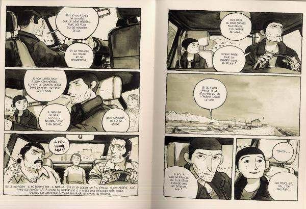 Baci dalla provincia T1 : Les innocents (0), bd chez Vertige Graphic de Gipi