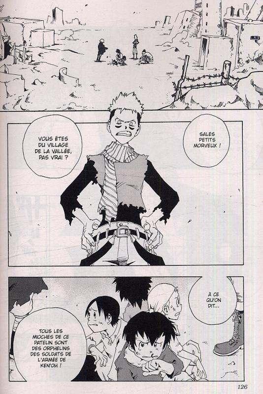 Hokuto No Ken - La légende de Raoh T5, manga chez Asuka de Hara, Buronson, Osada