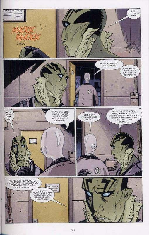 B.P.R.D. T5 : La flamme noire (0), comics chez Delcourt de Mignola, Arcudi, Davis, Stewart