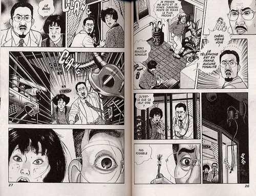 Imbéciles heureux ! T1, manga chez Delcourt de Shaku