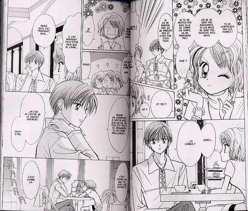 Gals T4, manga chez Glénat de Fujii