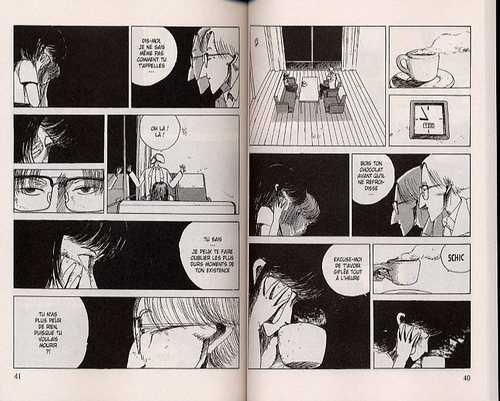 Le manoir de l'horreur T3, manga chez Delcourt de Ochazukenori