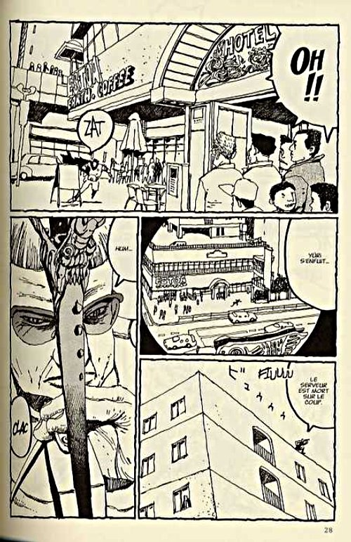 Number 5 T3, manga chez Kana de Matsumoto