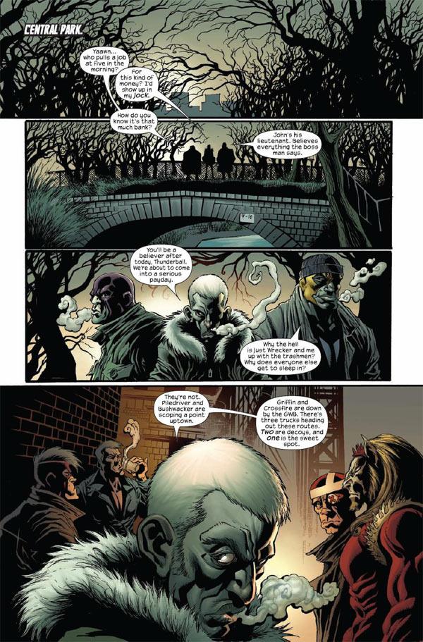 Hood T2 : Les failles du pouvoir (0), comics chez Panini Comics de Parker, Hotz, Martin