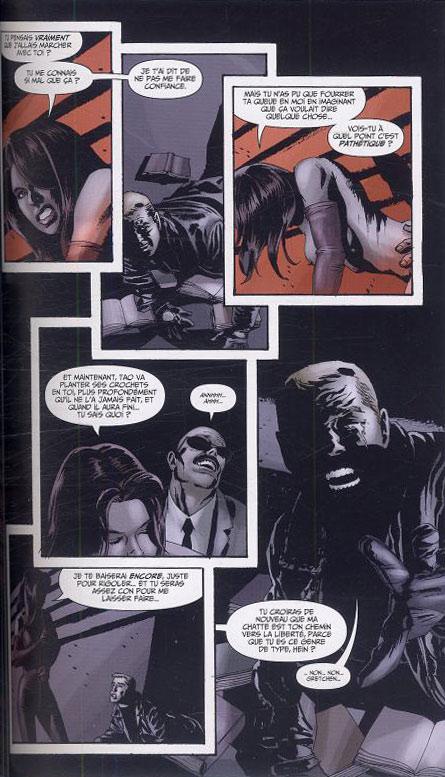 Sleeper T4 : Le long chemin de la liberté (0), comics chez Panini Comics de Brubaker, Phillips