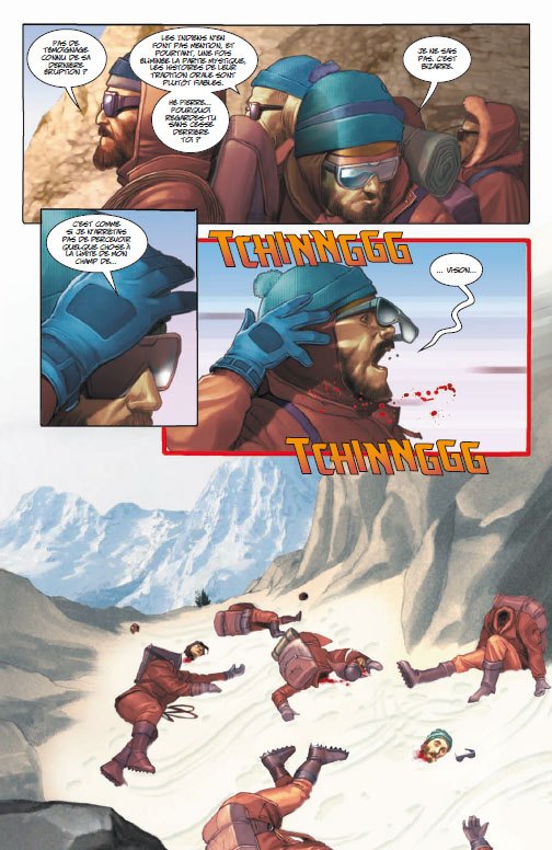 Superman & Batman vs Aliens & Predator, comics chez Soleil de Schultz, Olivetti