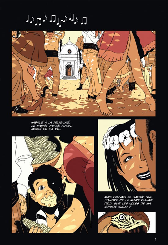 Baron Samedi T1 : L'enfant de la mort (0), bd chez Treize étrange de Adam, Baker, Convard, Pixel Vengeur