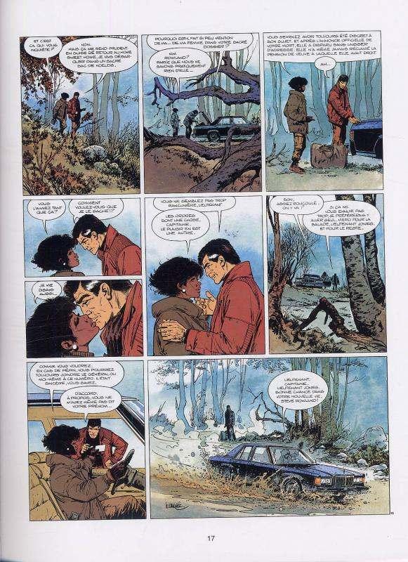 XIII T2 : Là où va l'indien (0), bd chez Dargaud de Van Hamme, Vance, Petra
