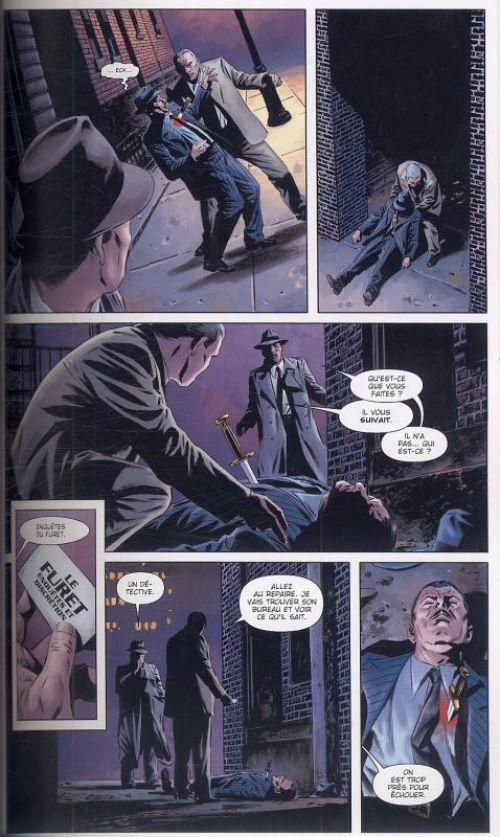 Le projet Marvels : La naissance des super-héros (0), comics chez Panini Comics de Brubaker, Epting, Stewart