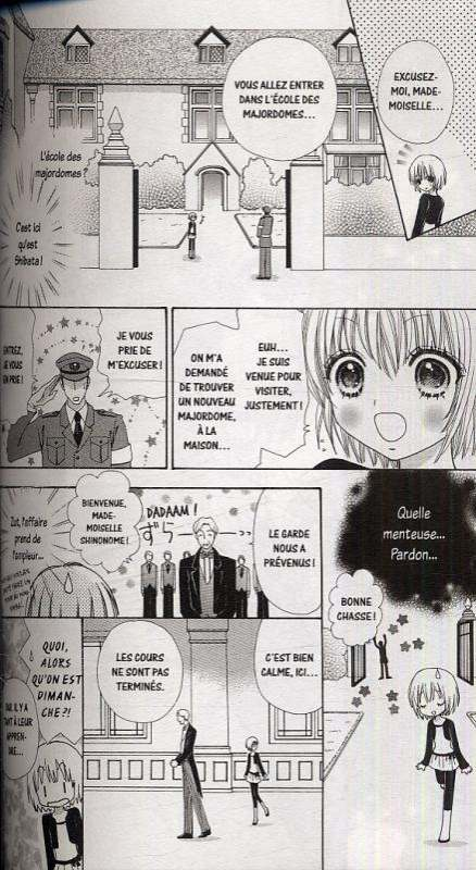 Mei's butler T3, manga chez Glénat de Miyagi