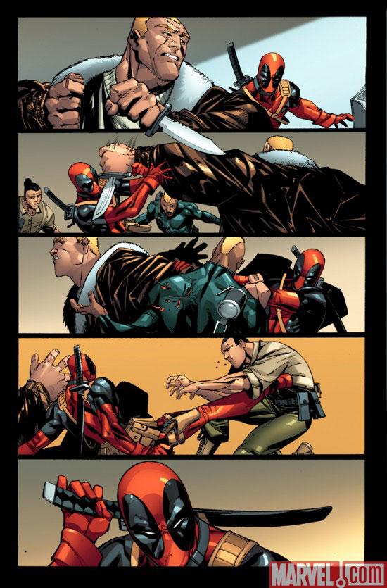 Marvel Icons - Hors série T19 : Deadpool vs. Punisher - Suicide kings (0), comics chez Panini Comics de Benson, Glass, Barbieri, Gracia, Mckone