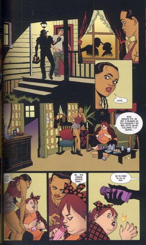 100 Bullets – Edition Softcover, T11 : Périple pour l'échafaud (0), comics chez Panini Comics de Azzarello, Risso, Mulvihill, Johnson