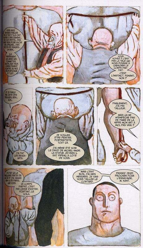 C'est un oiseau..., comics chez Panini Comics de Seagle, Kristiansen