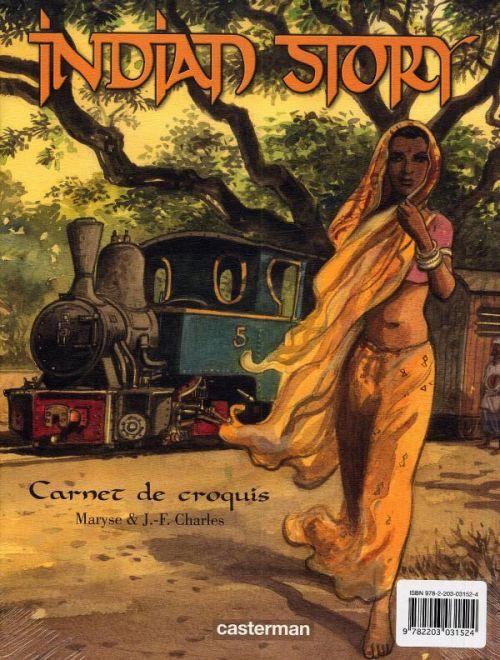 India Dreams – cycle 2, T6 : D'un monde à l'autre (0), bd chez Casterman de Charles, Charles