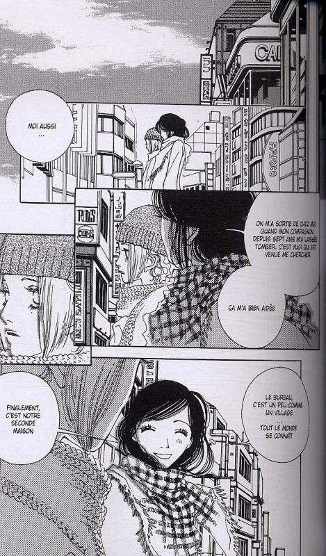 Complément affectif T9, manga chez Delcourt de Okazaki
