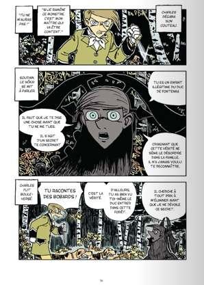 Encyclopedia Diabolica T1 : L'encyclopédie des Yôkai français du professeur Lafayette, Yôkaiologue de l'université de Paris (0), manga chez Ankama de Kourita